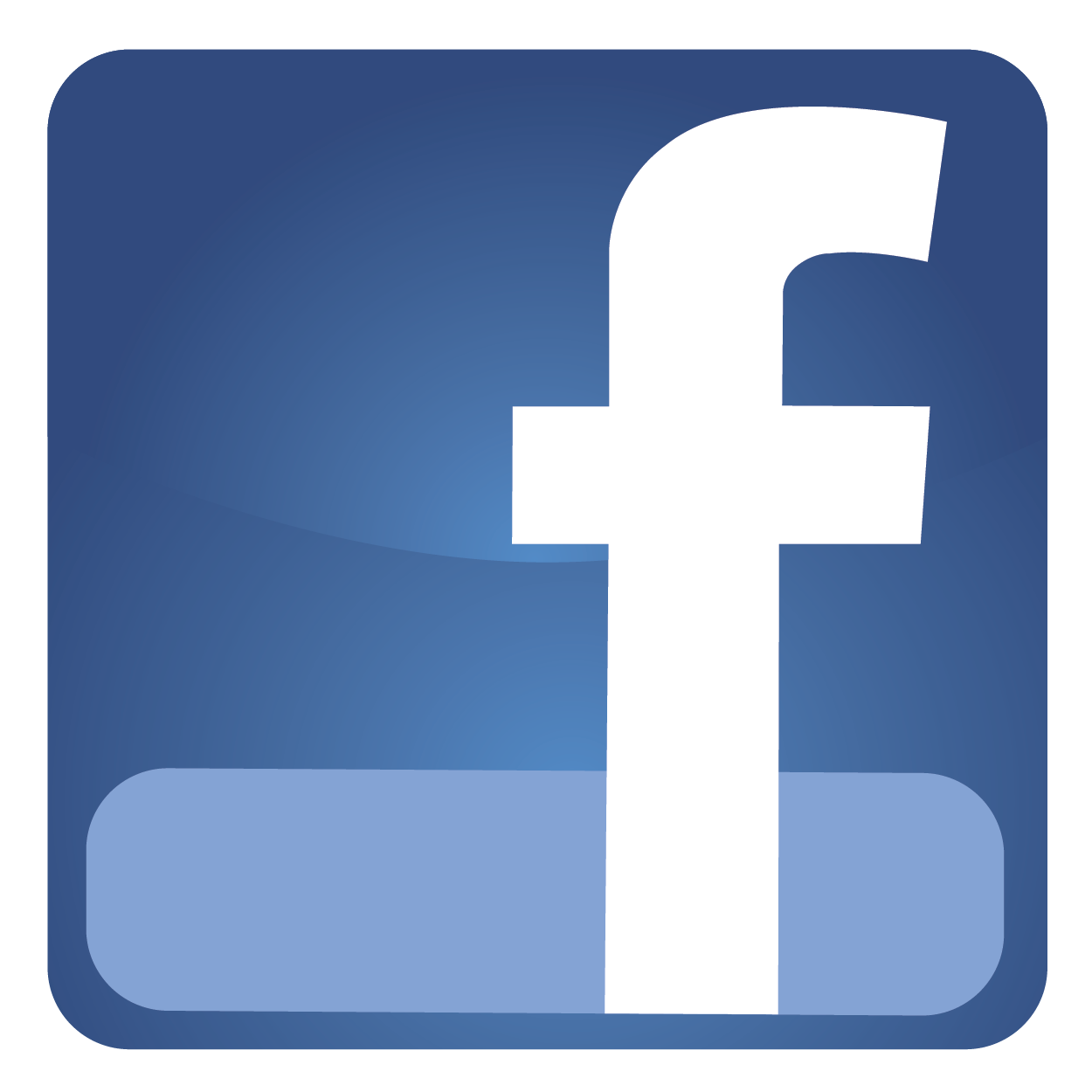 facebook logo click box