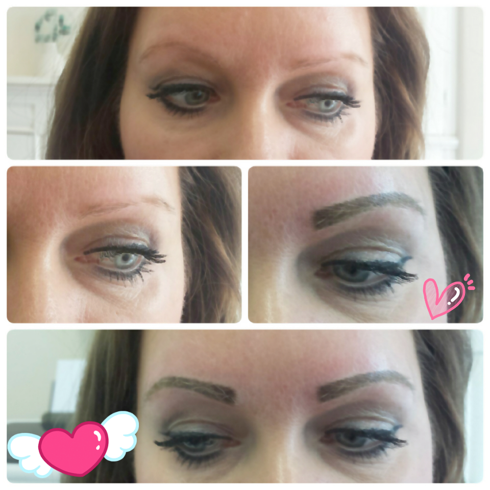 Microblading Before And After Hull Leeds Halifax Sheffield